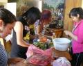 Learn vegetarian cooking