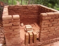 We are building natural constructions to receive you